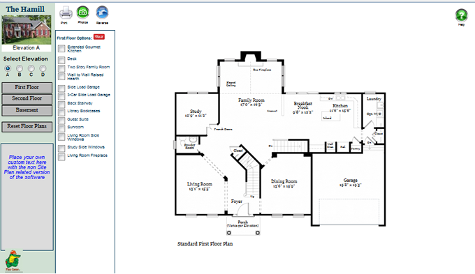 Plan gator interactive floor plans sales assistant for Interactive floor plans